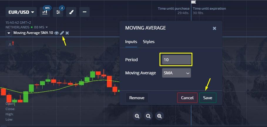 Buat yang pertama option perdagangan di Olymp Trade - Olymp Trade Wiki
